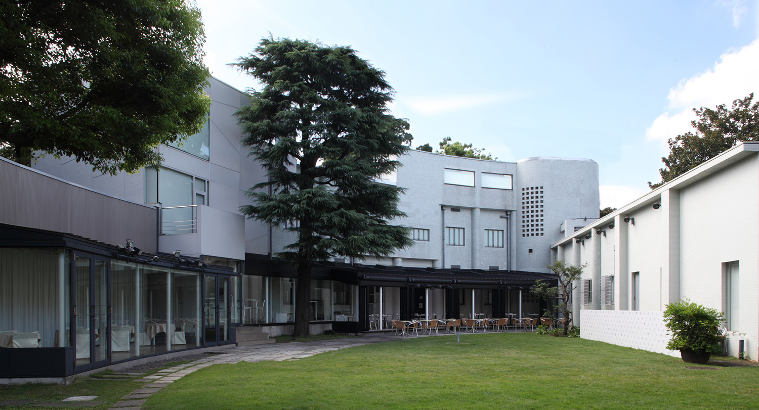 Intermediatheque Tokyo, Hara Museum of Contemporary Art – Fully Enjoying Art by Looking ...