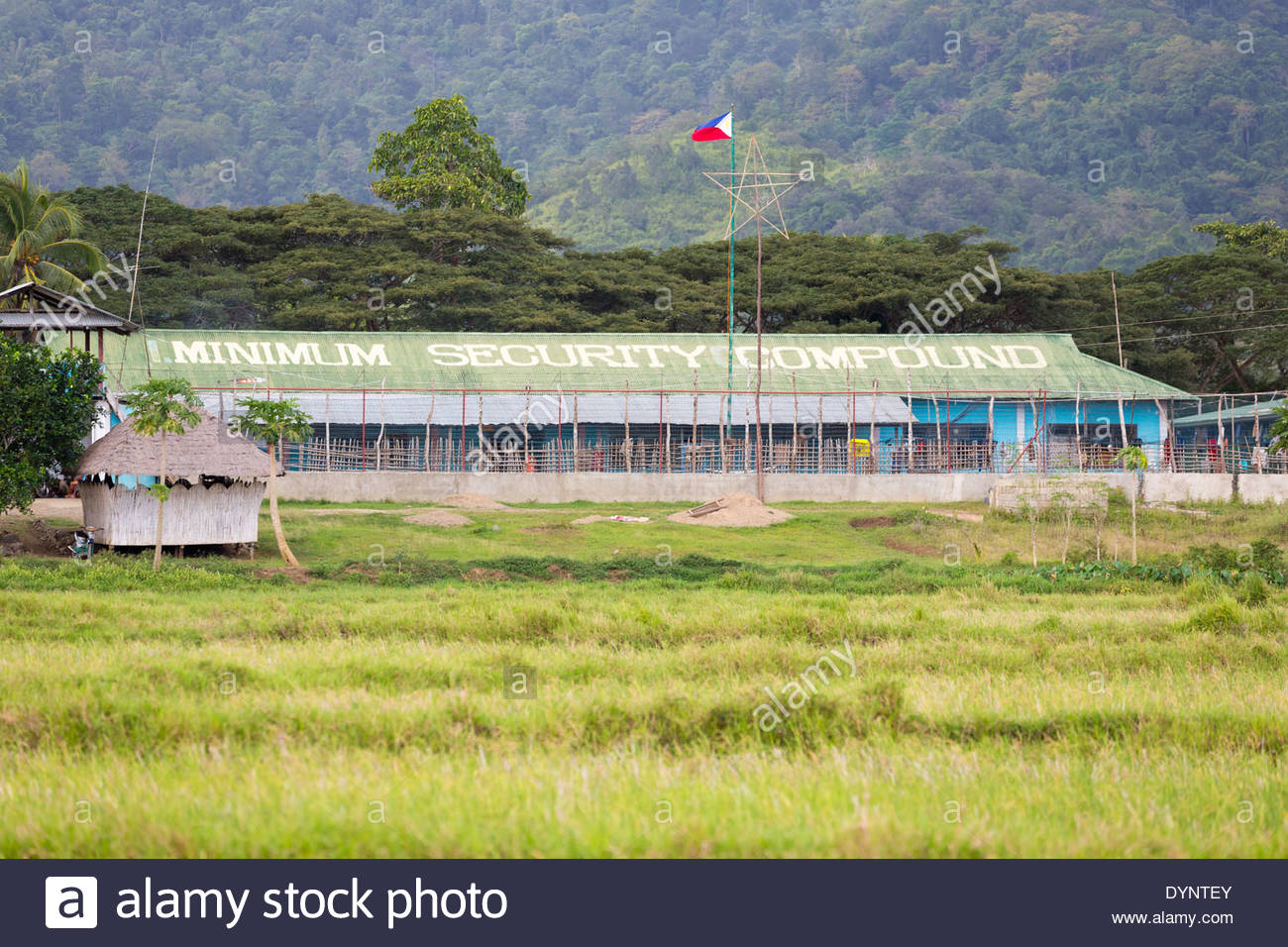 Iwahig Prison & Penal Farm Puerto Princesa, The Minimum Security Compound of the Iwahig Prison and Penal Farm ...