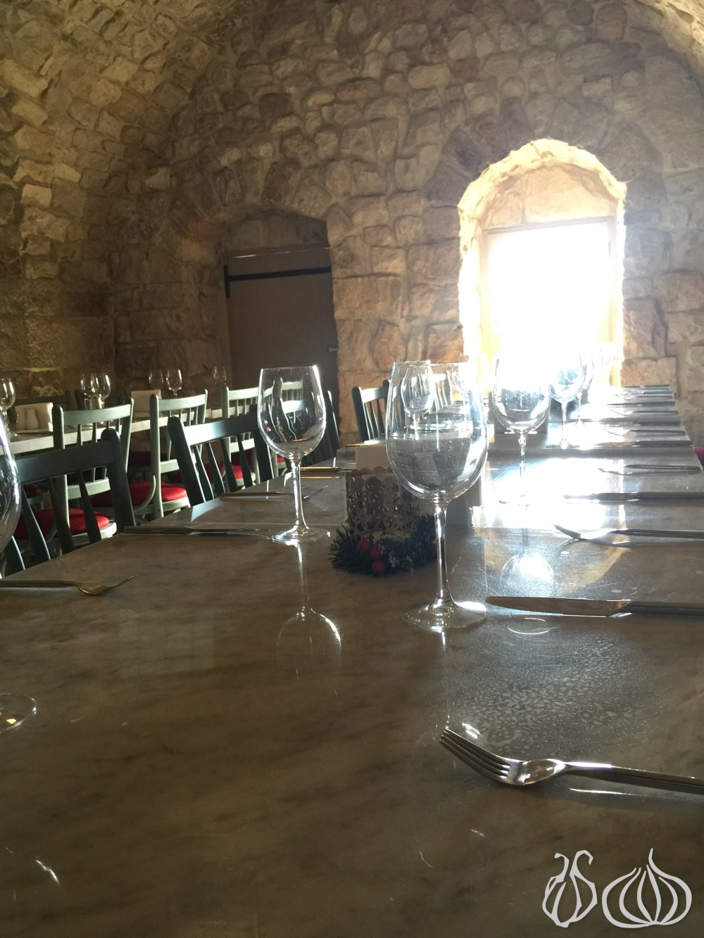 IXSIR North Lebanon, Wine and Twisted Local Specialties: The Lebanese Restaurant at ...