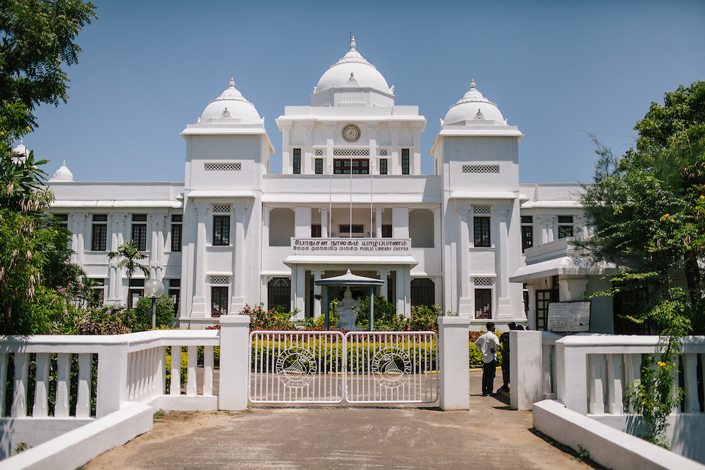 Jaffna Public Library Jaffna, Jaffna Public Library | Rob Pinney / Photographer / Archive