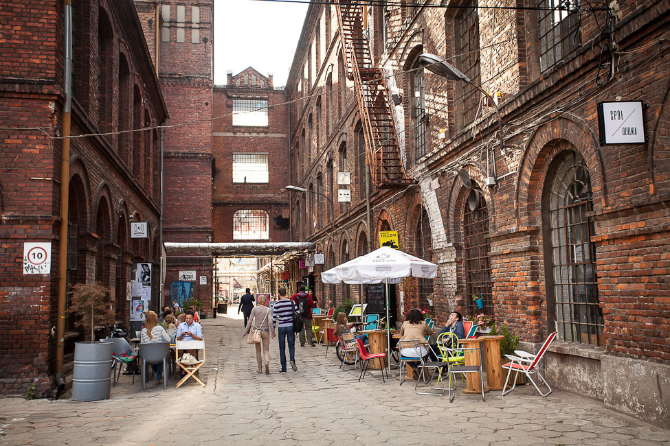 Tum Church Excursions from Warsaw, AB Poland Travel » Lodz city tours