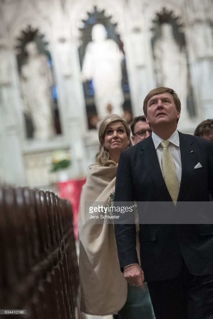 Wittenberg English Ministry Saxony, Saxony-Anhalt and Thuringia, King Willem-Alexander And Queen Maxima Of The Netherlands Visit ...