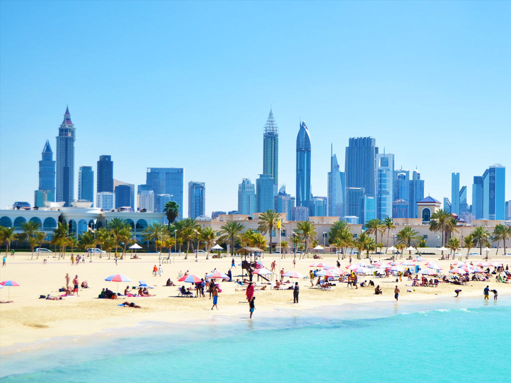 Jumeirah Open Beach Dubai, Open Beach, Dubai