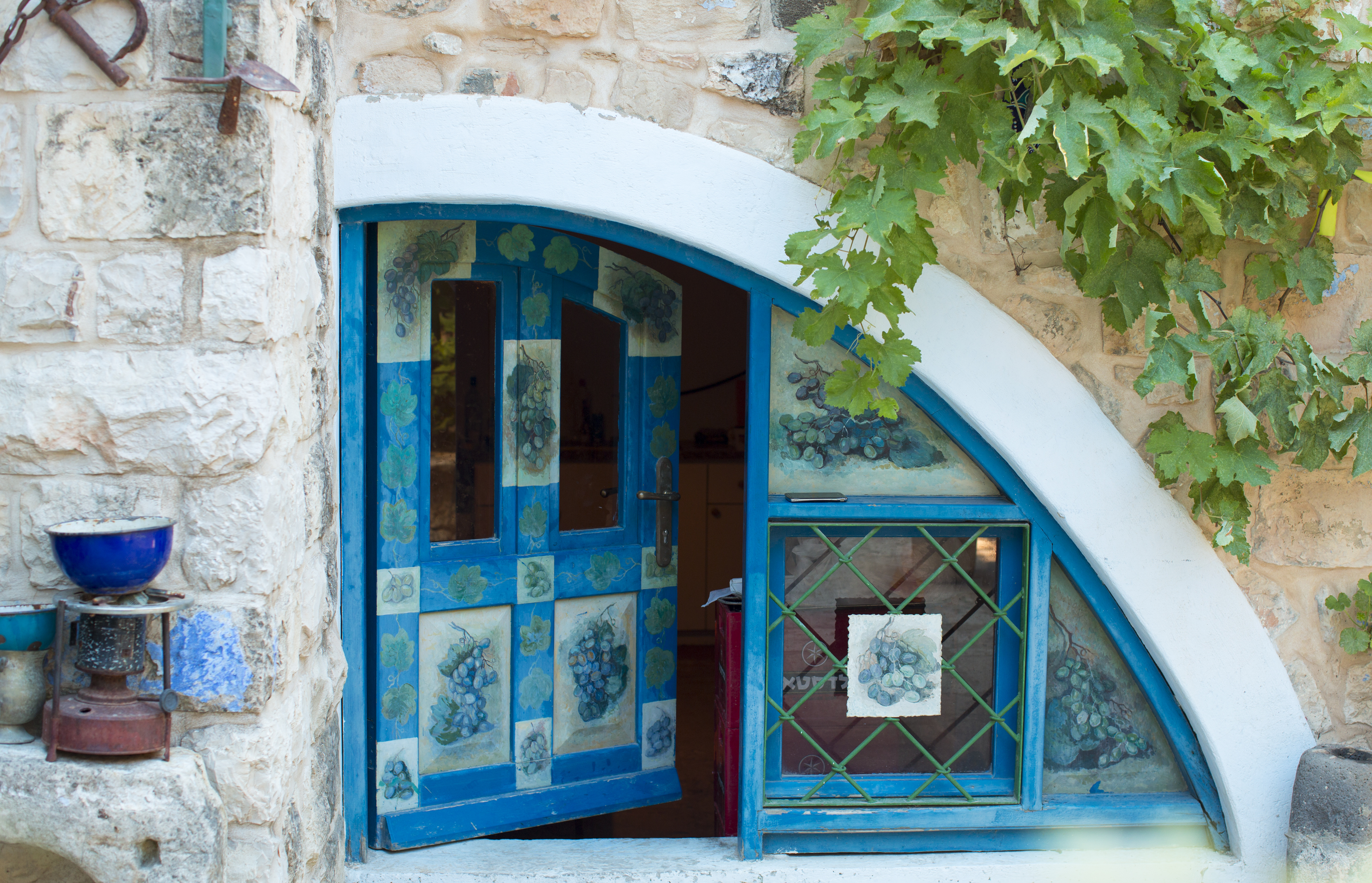 Tzfat Gallery of Mystical Art Tsfat, Safed (Tzfat) The Cradle of Kabbalah - InSite Israel tours