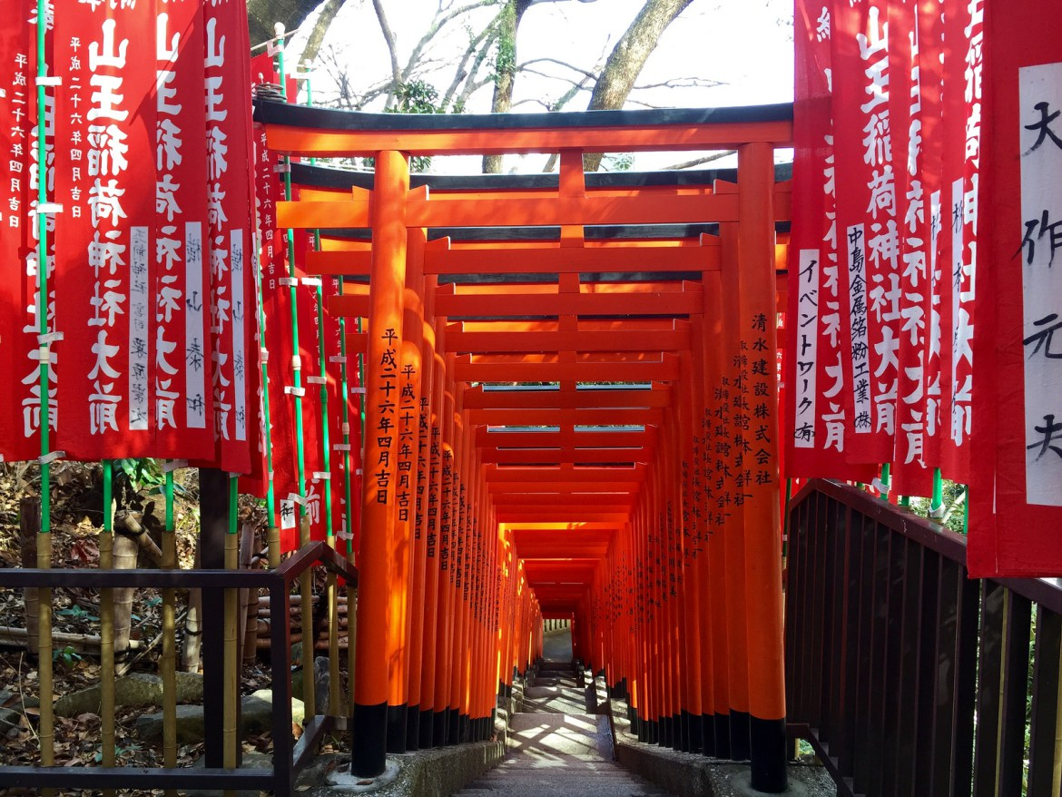 Kabukichō Tokyo, Torii Experience? Forget Kyoto, go to Sanno Hie Jinja in Tokyo ...