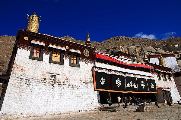 Kashing Kangtsang Drepung Monastery, Sera Monastery | DIY Travel for Less