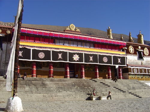 Kashing Kangtsang Drepung Monastery, The Land of Snows: Lhasa