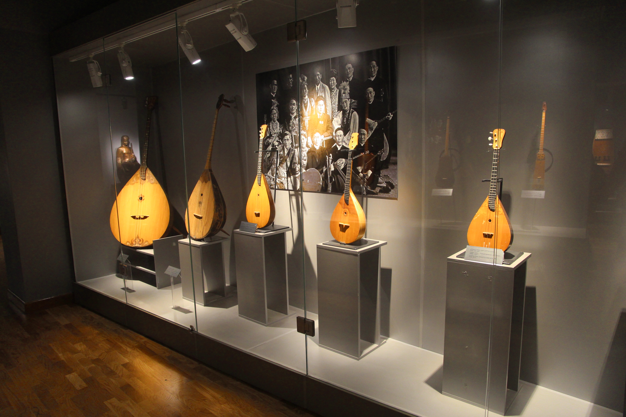 Kazakh Museum of Folk Musical Instruments Almaty, The best museum in Almaty   Where to next?