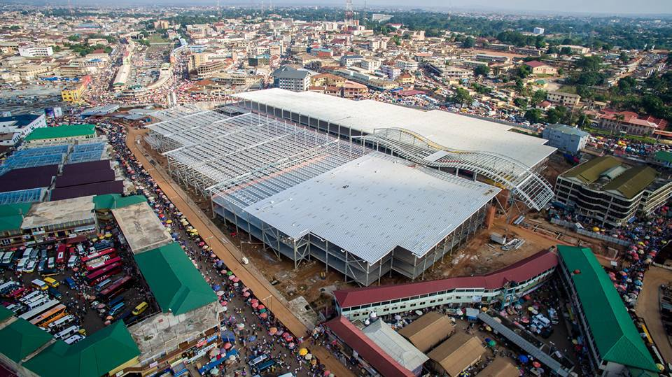 Kejetia Market Kumasi, PHOTOS: Kumasi Central & Kejetia Market Shaping Up - Ghana ...