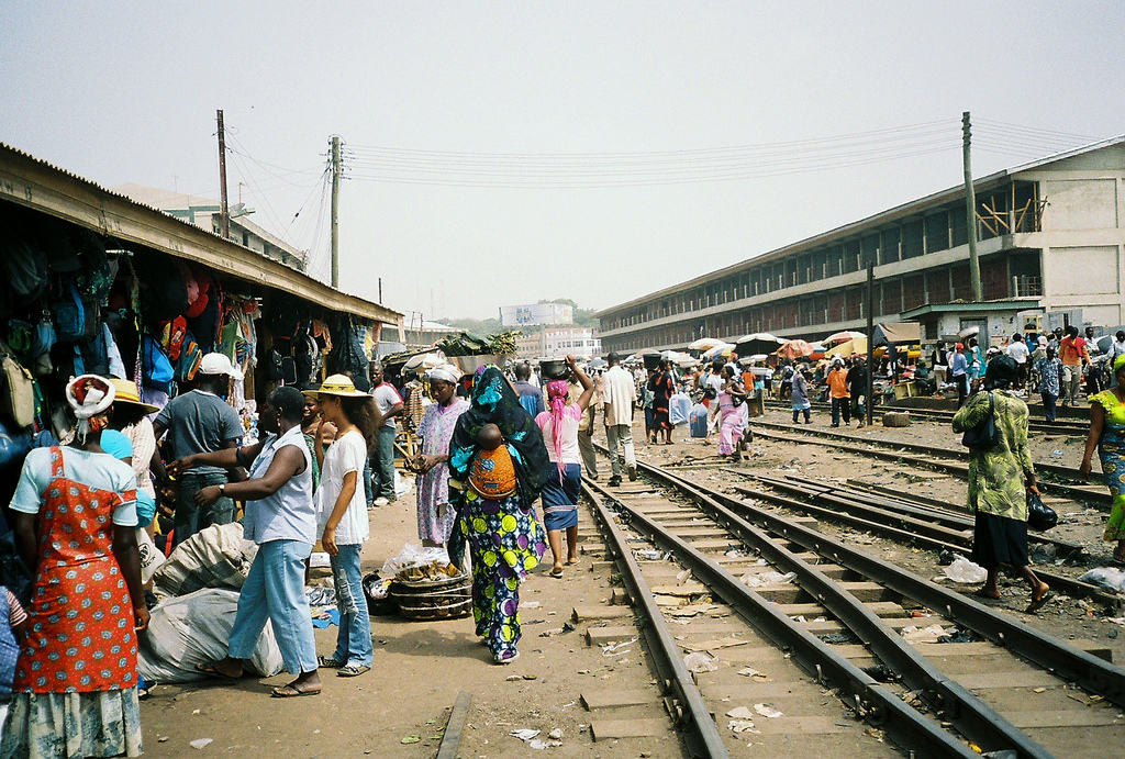 Kejetia Market Kumasi, Kumasi: Kejetia Market | Kejetia Market in Kumasi. There are… | Flickr