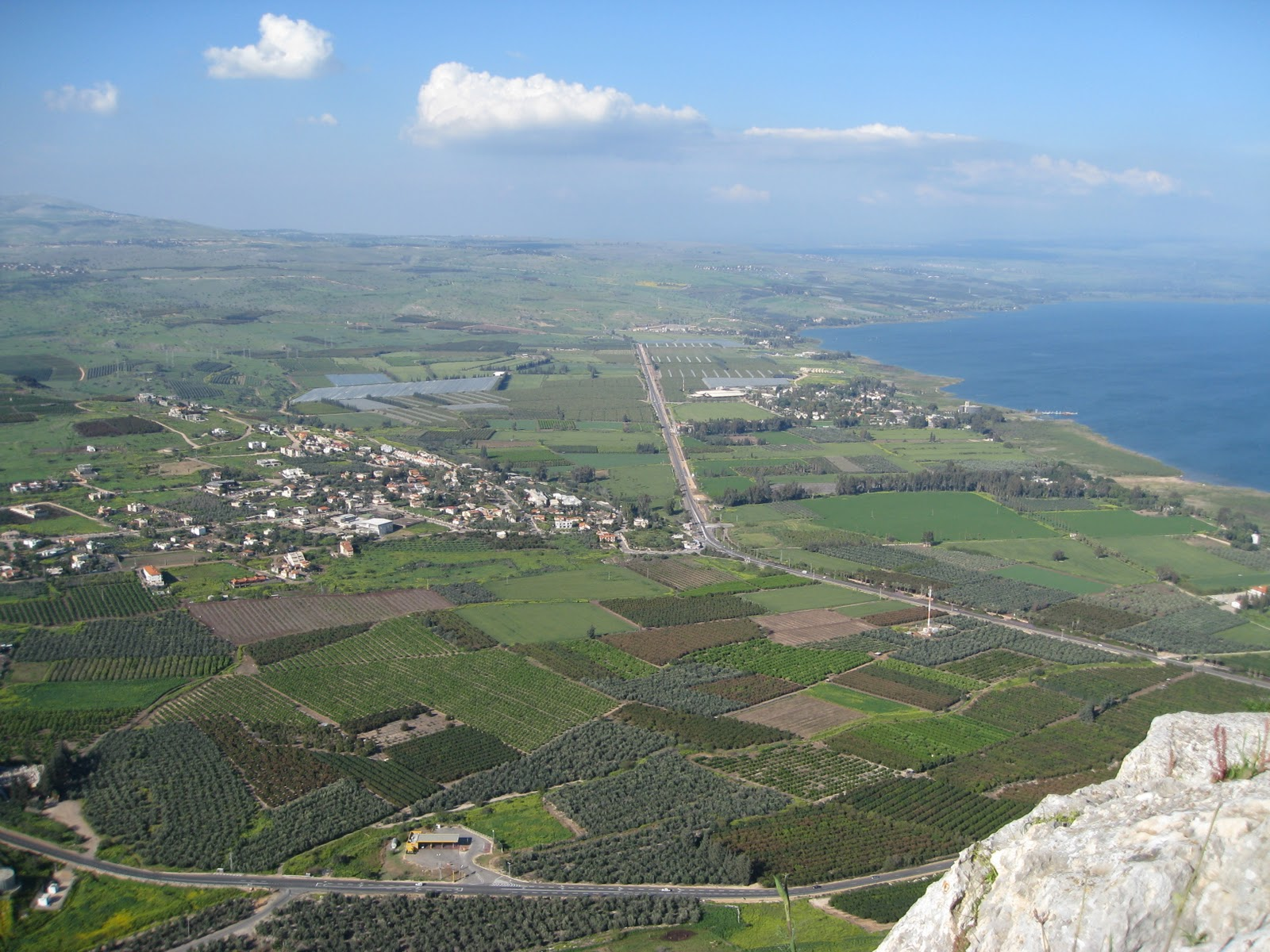 Kibbutz Kinneret Lower Galilee, The National Tour: Weekend Trip through the North