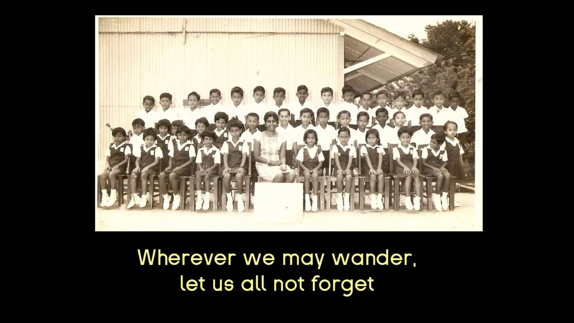King George V School Seremban, KGV Primary Seremban school song with lyrics - YouTube