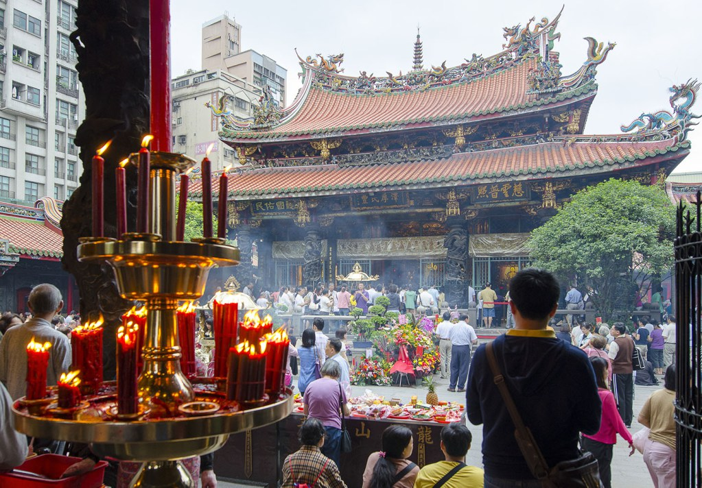 King of Medicine Temple Tainan, Taiwan's Temples and Its Pantheon - TravelWorld International Magazine