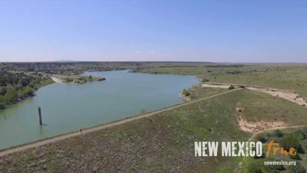 Kiowa and Rita Blanca National Grasslands Northeastern New Mexico, True OVERviews-Clayton Lake State Park - YouTube