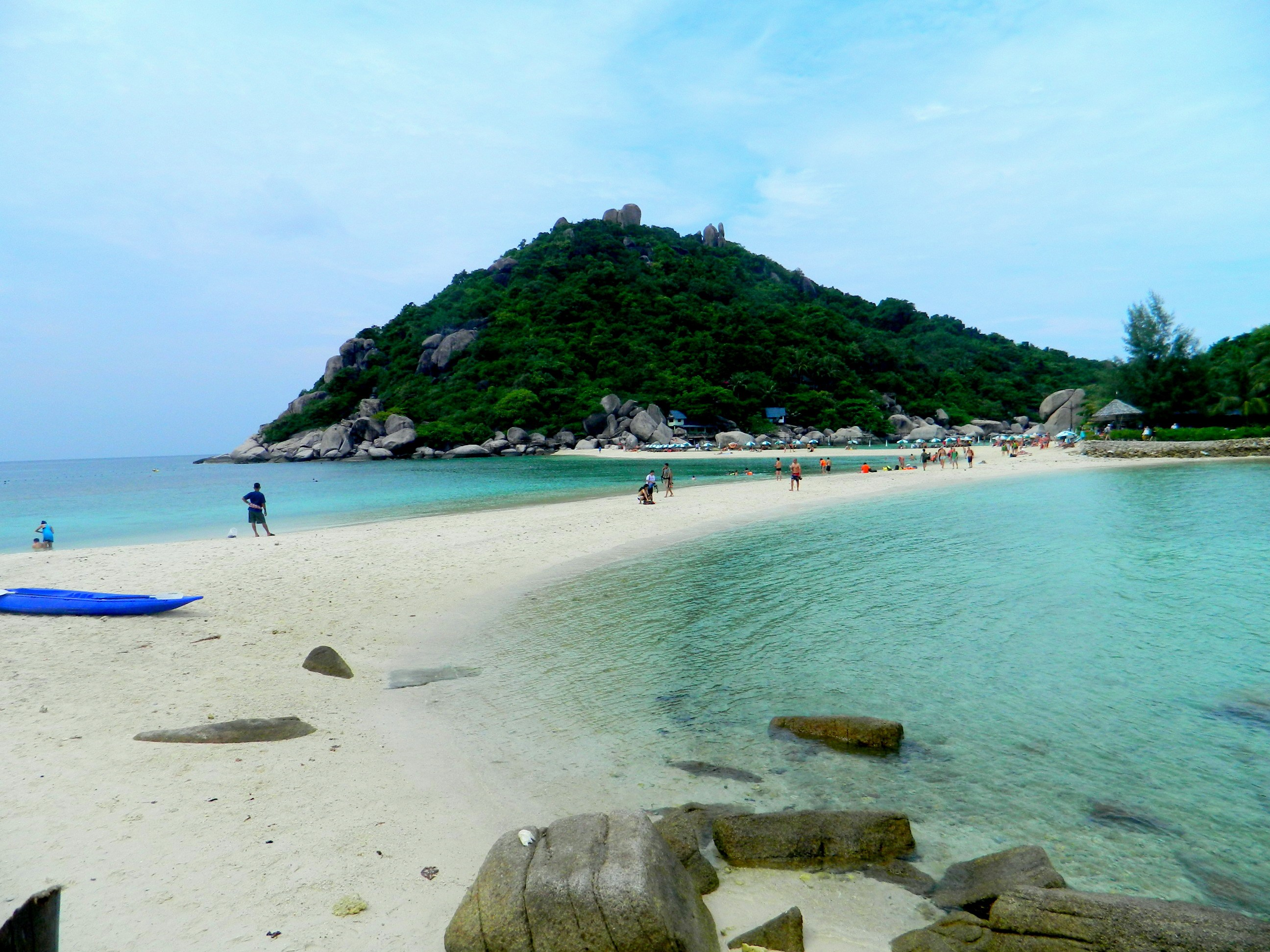 Koh Nang Yuan The Gulf Coast Beaches, Snorkeling Around Koh Tao and Koh Nangyuan | Travel Moments