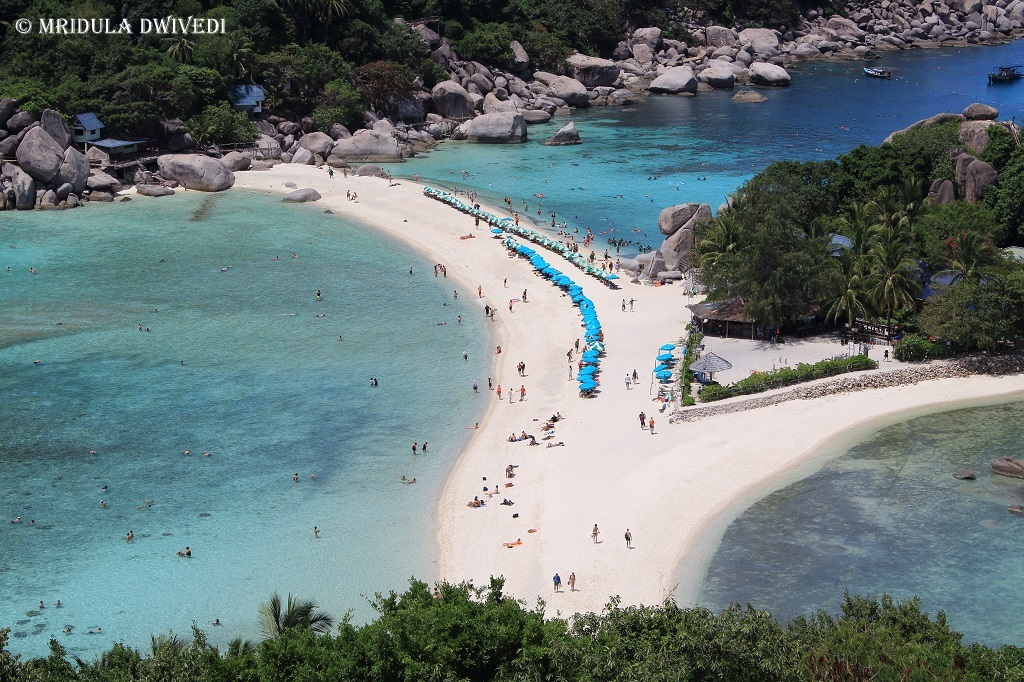 Koh Nang Yuan The Gulf Coast Beaches, Koh Nang Yuan Archives - Travel Tales from India and Abroad