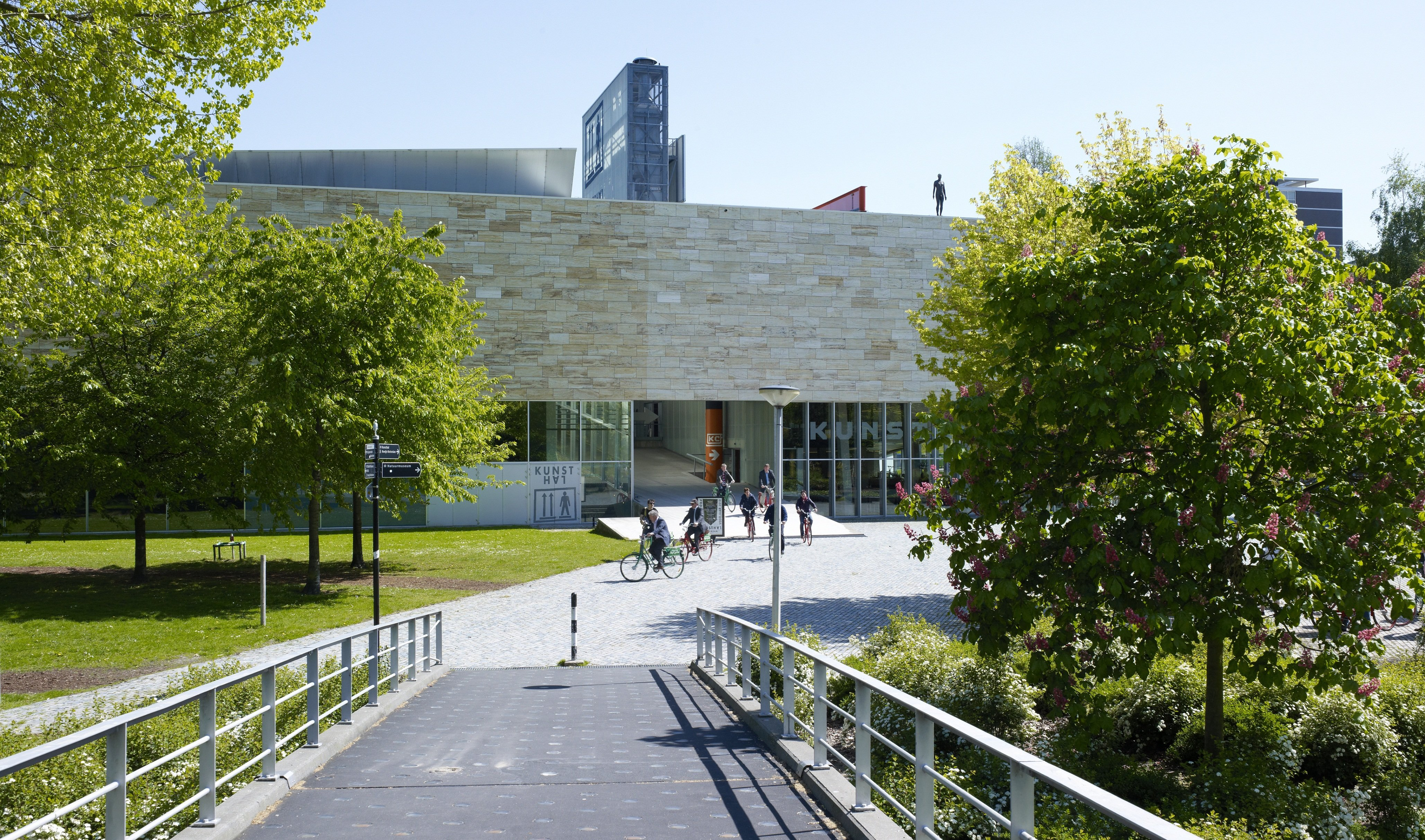 Kunsthal Rotterdam, Admission and opening hours - Kunsthal