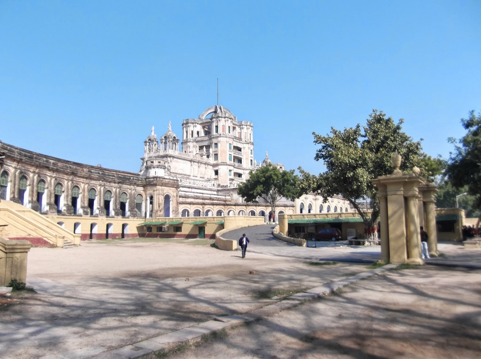 La Martinière School Lucknow, Here, There and an Attempt on Everywhere: Lucknow (2), La ...