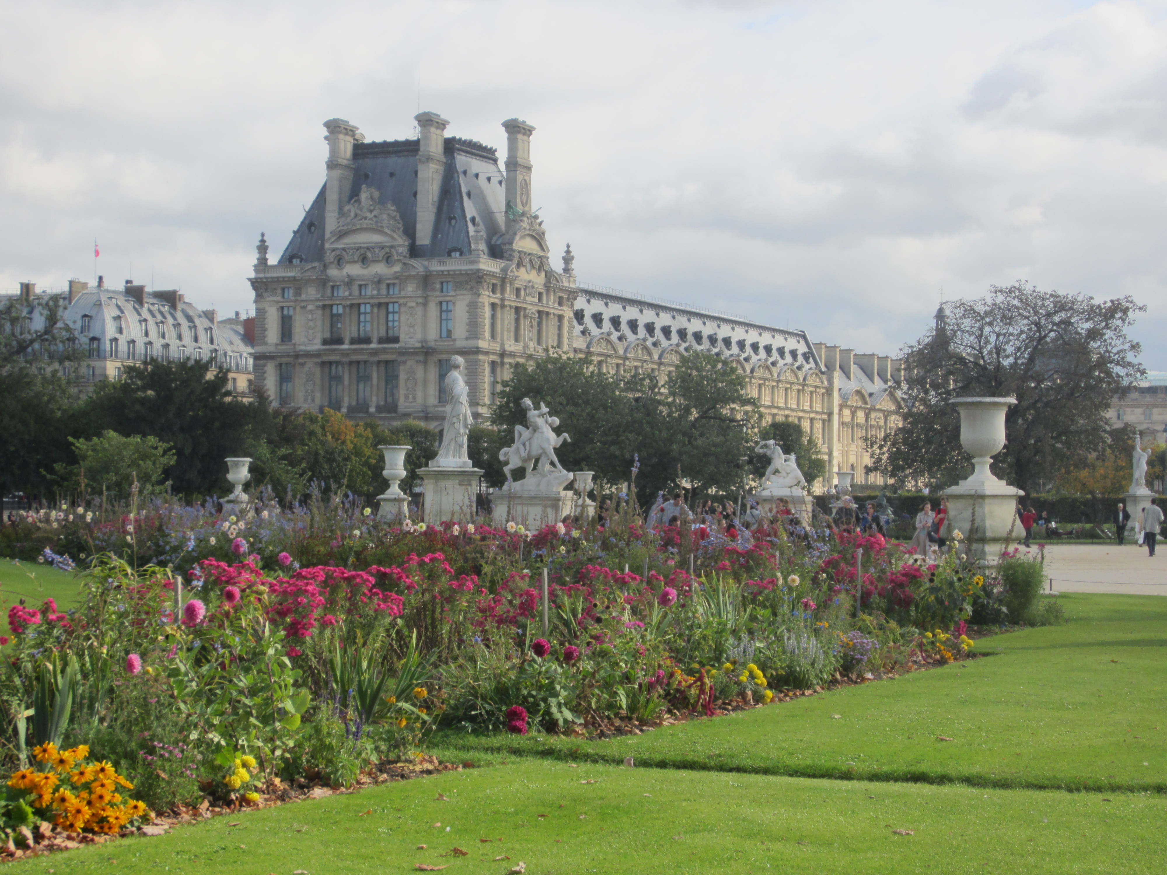 La REcyclerie Paris, Paris Highlights – Jardin des Tuileries | A Freckle in Time