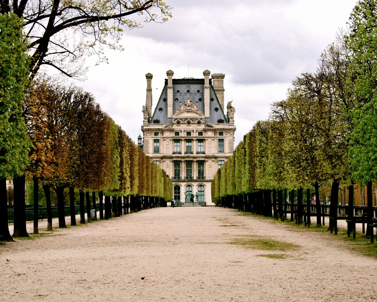 La REcyclerie Paris, Paris Photography Jardin des Tuileries Photograph Green Fine
