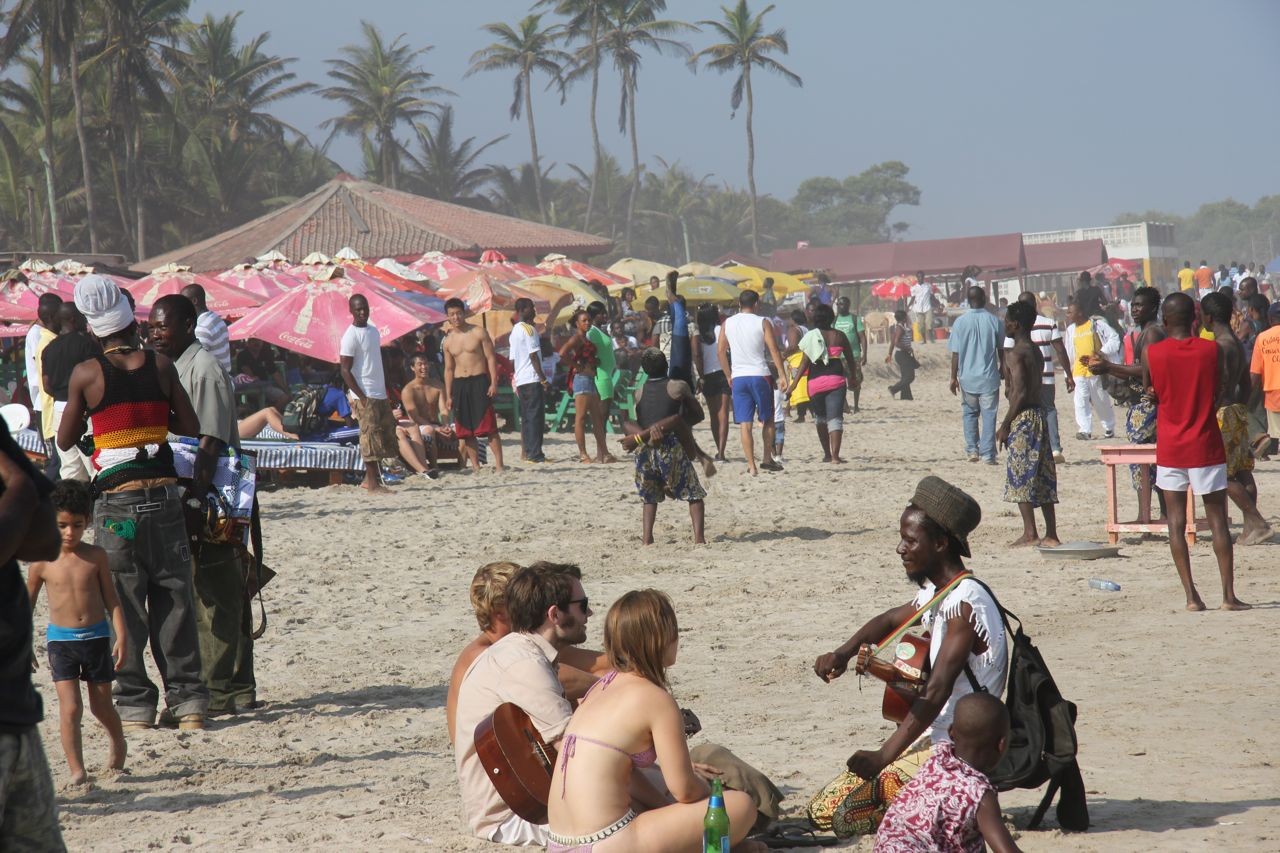 Labadi Beach Accra, Beaches In Ghana You Should Really Visit | Travel With April