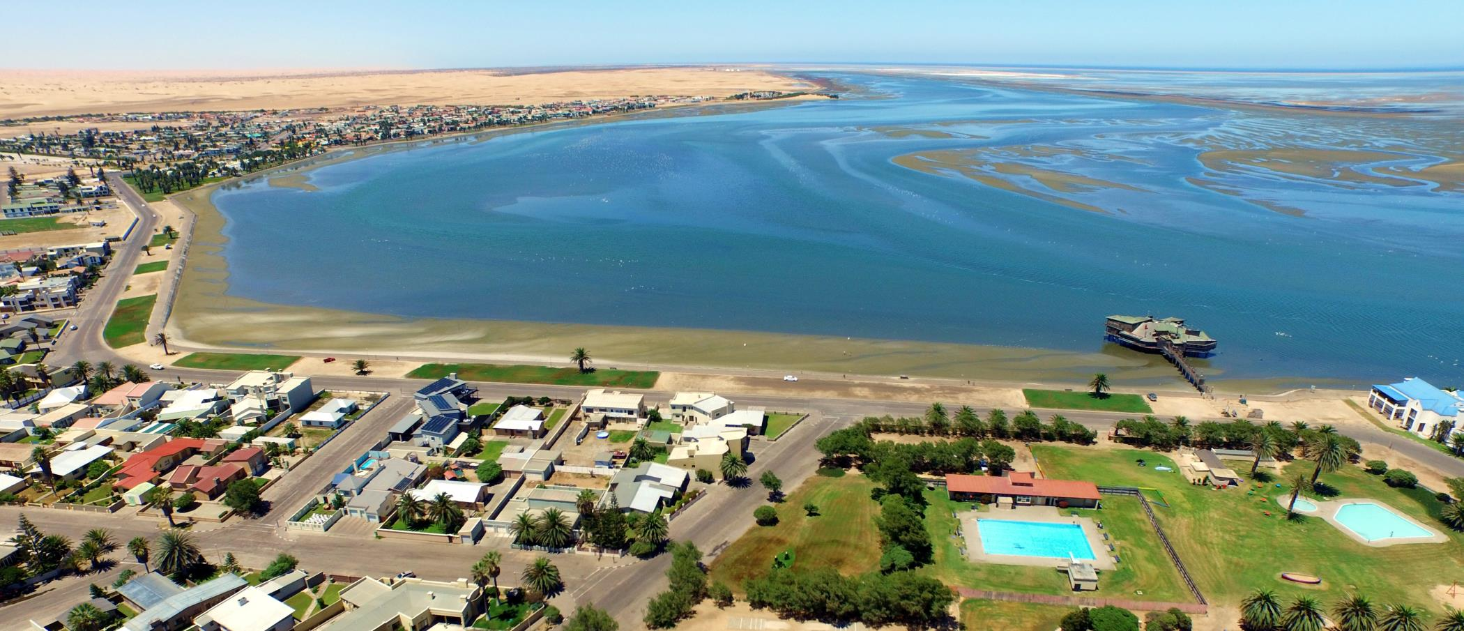 Lagoon Walvis Bay, Walvis Bay...your oasis of opportunities!