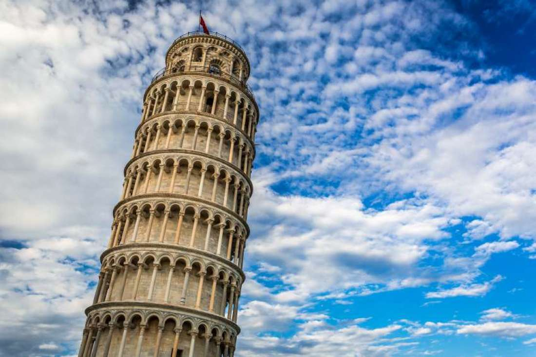 Leaning Tower Pisa, 13 Straight Facts About the Leaning Tower of Pisa | Mental Floss