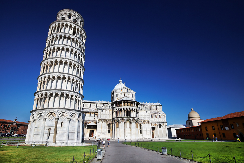 Leaning Tower Pisa, Is the Leaning Tower of Pisa Falling? | Wonderopolis