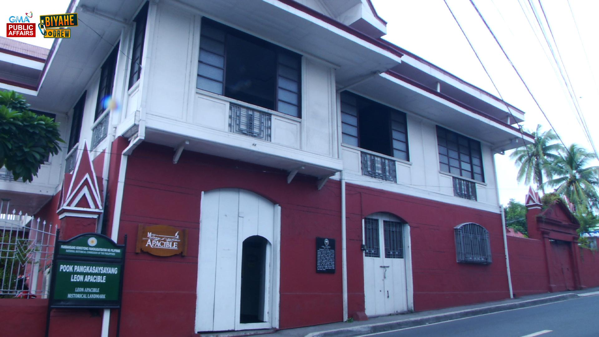 Leon & Galicano Apacible Museum Taal, Dive and travel back in time: A 'Biyahe ni Drew' itinerary in ...