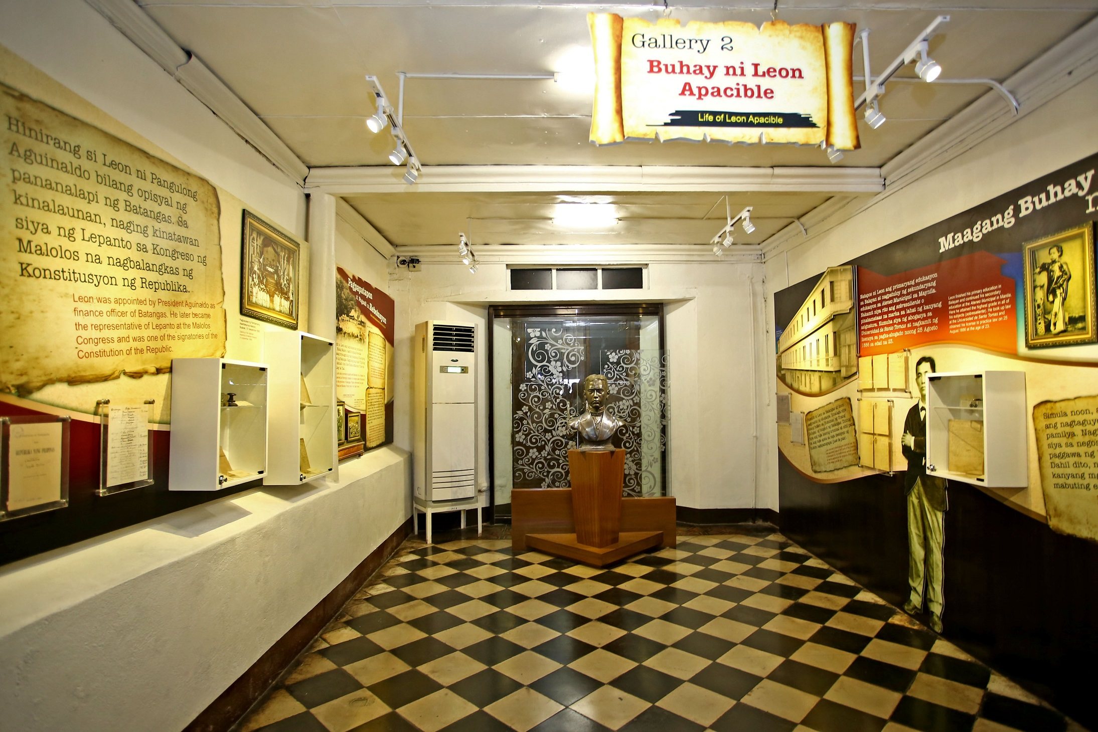 Leon & Galicano Apacible Museum Taal, Heritage houses in Taal now have touchscreens, interactive ...