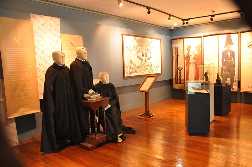 Leon & Galicano Apacible Museum Taal, Museo ni Leon Apacible - National Historical Commission of the ...
