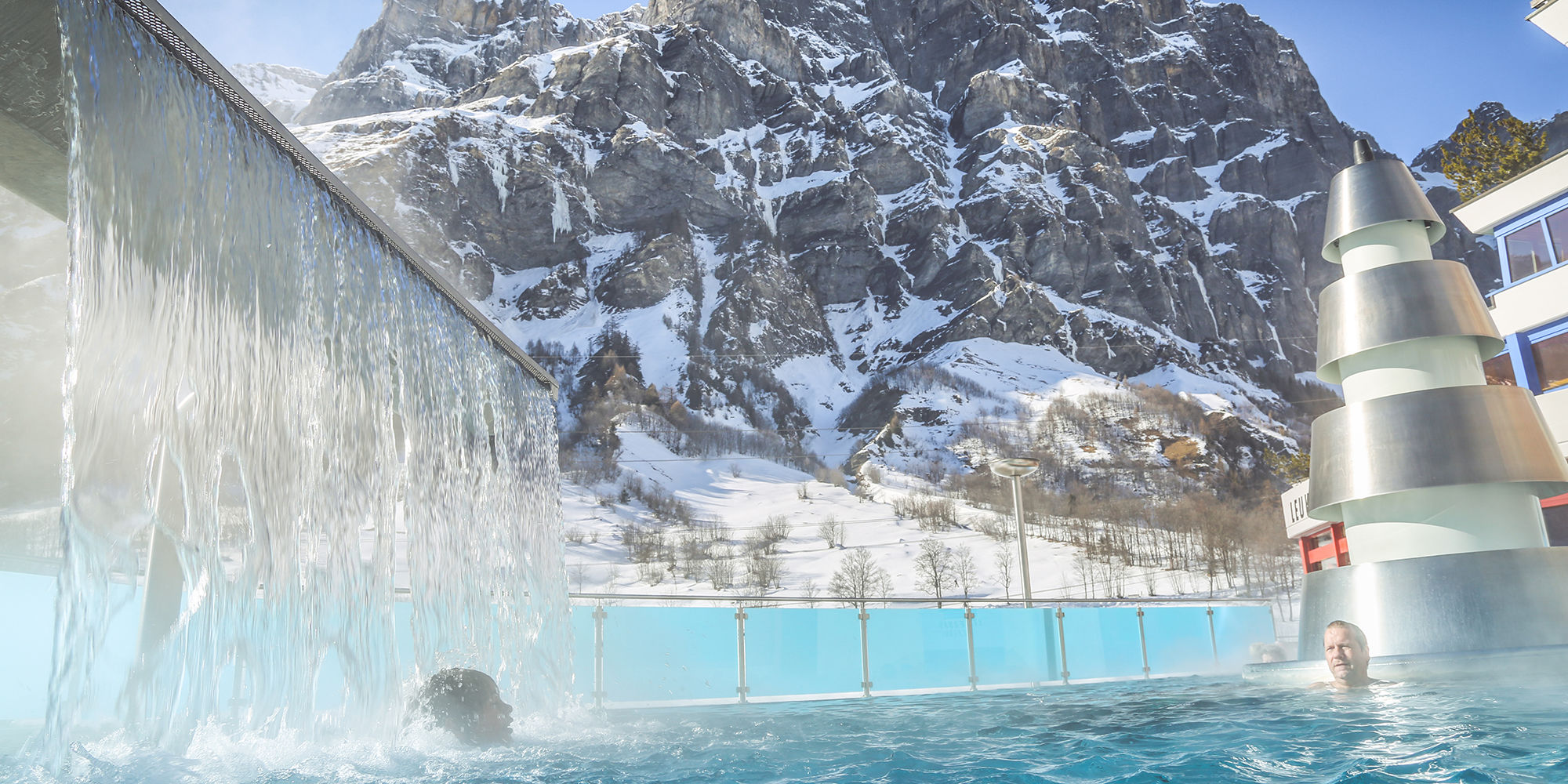 Leukerbad Therme Valais, Day excursions in Valais