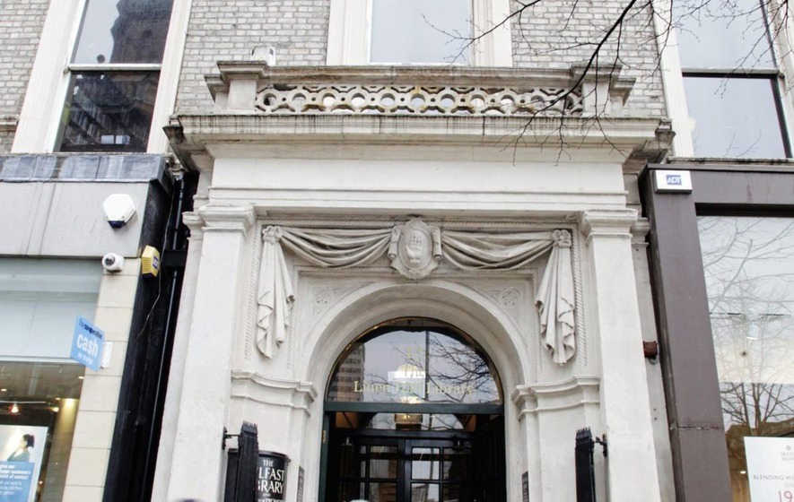 Linen Hall Library Belfast, Belfast's Linen Hall Library awarded museum accreditation for ...