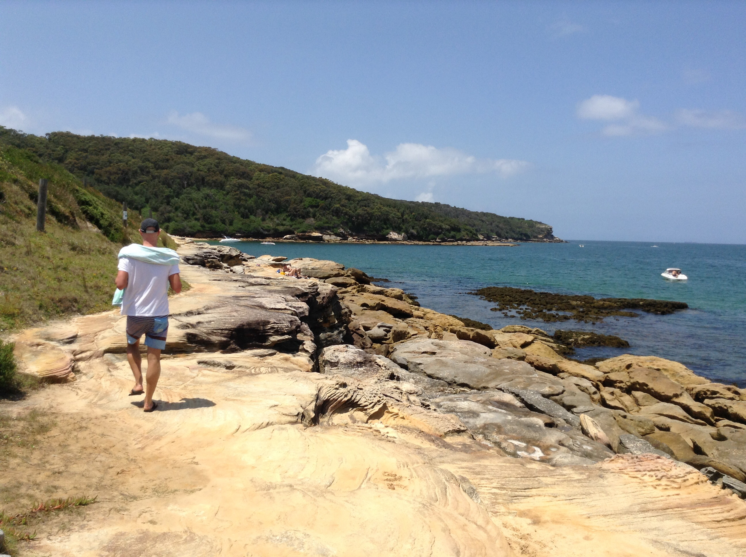 Little Congwong Beach Sydney, Congwong Beach, La Perouse   Catch Up With A Mate