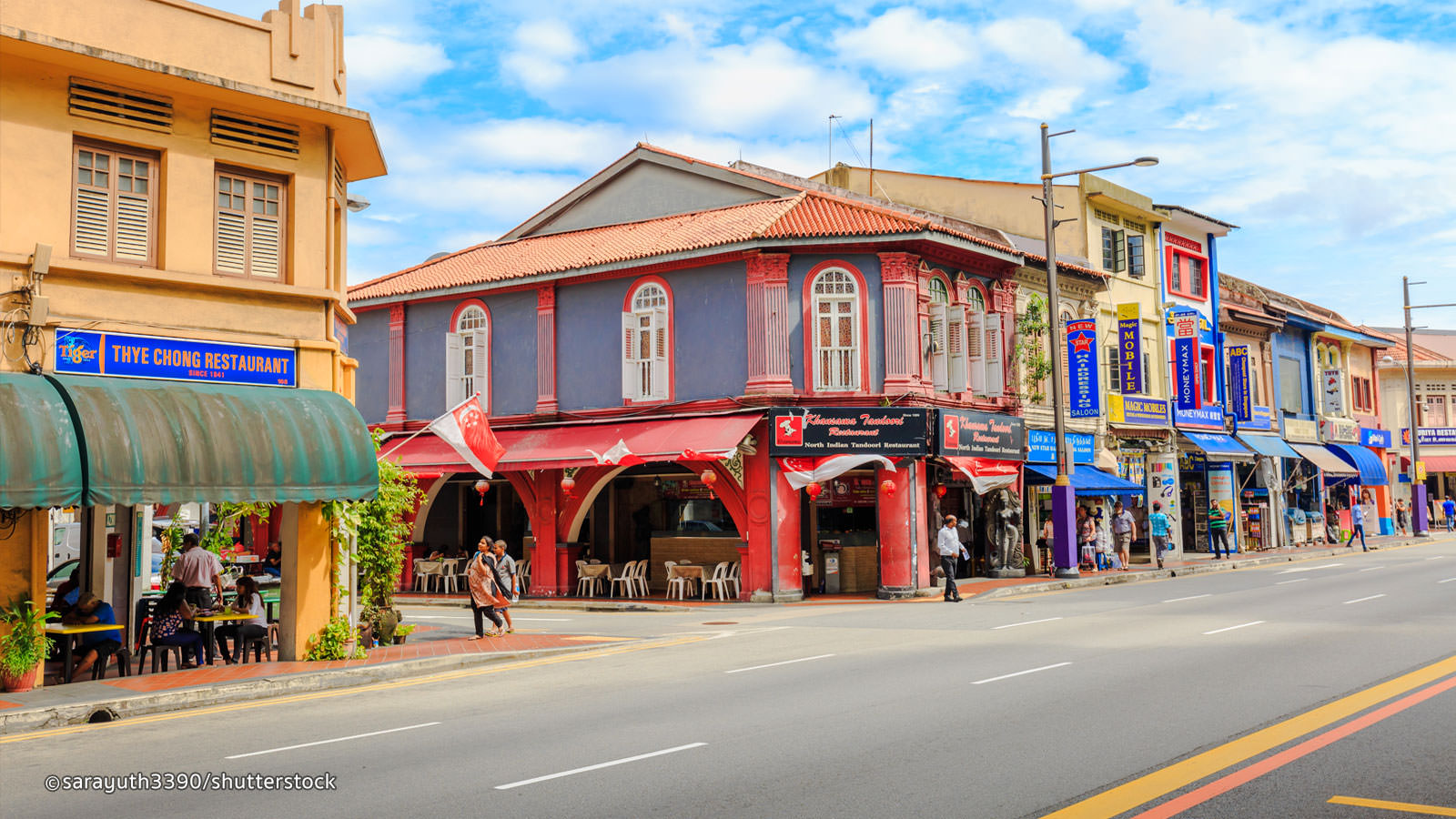 Little India Arcade Malaysia, Singapore & Brunei, Little India Restaurants - Where and What to Eat in Little India