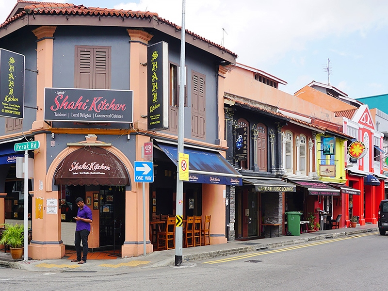 Little India Arcade Malaysia, Singapore & Brunei, 5 busiest flea markets in Singapore you can't miss