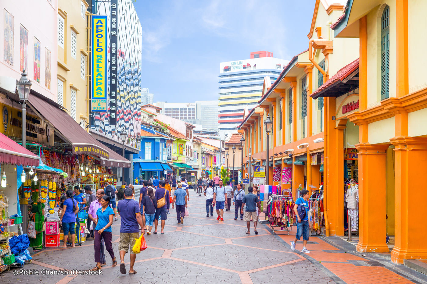 Little India Arcade Malaysia, Singapore & Brunei, 10 Best Shopping in Little India - The best places to shop in ...