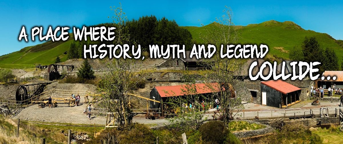 Llynwenog Silver-Lead Mine Mid-Wales, The Silver Mountain Experience | A PLACE WHERE HISTORY, MYTH ...