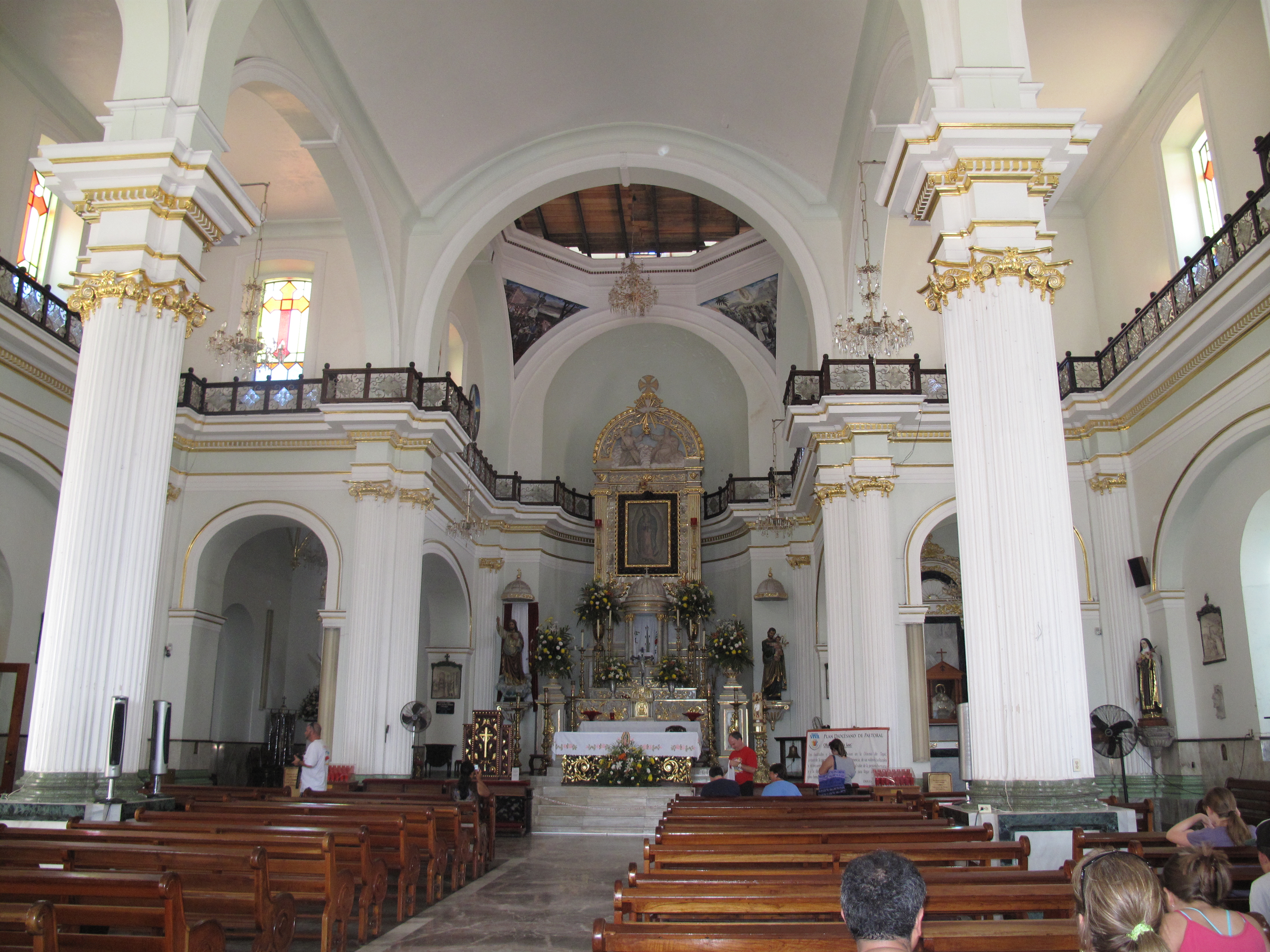Lo de Marcos Puerto Vallarta, Just A Few Reasons To Visit the Church Of Our Lady Of Guadalupe in ...