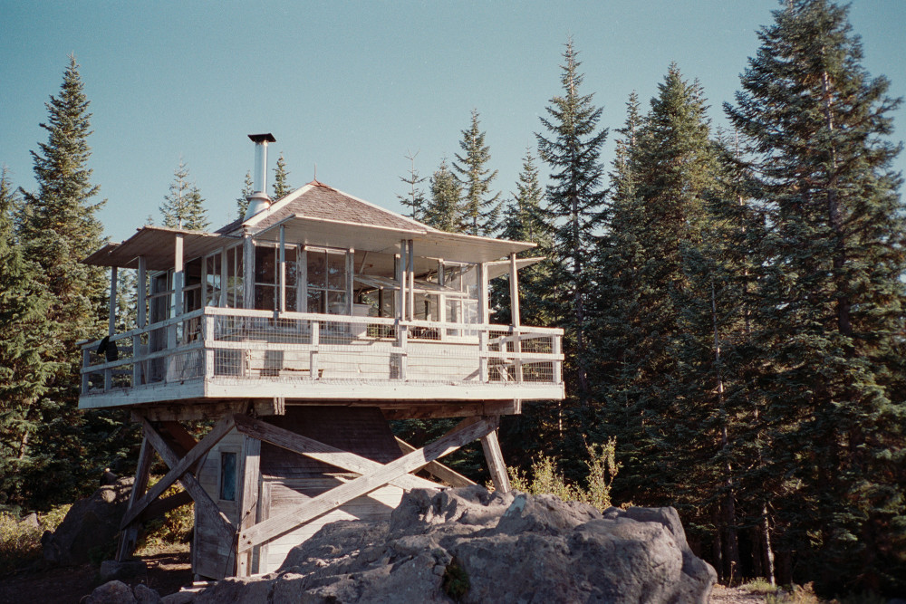 Lookout Tower (Cot V3) The Northwest, Finding Oregon's Long Lost Fire Lookout | The Field