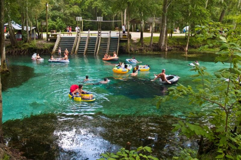 Lost Maples State Natural Area Hill Country, Ginnie Springs: An Outdoors Adventure