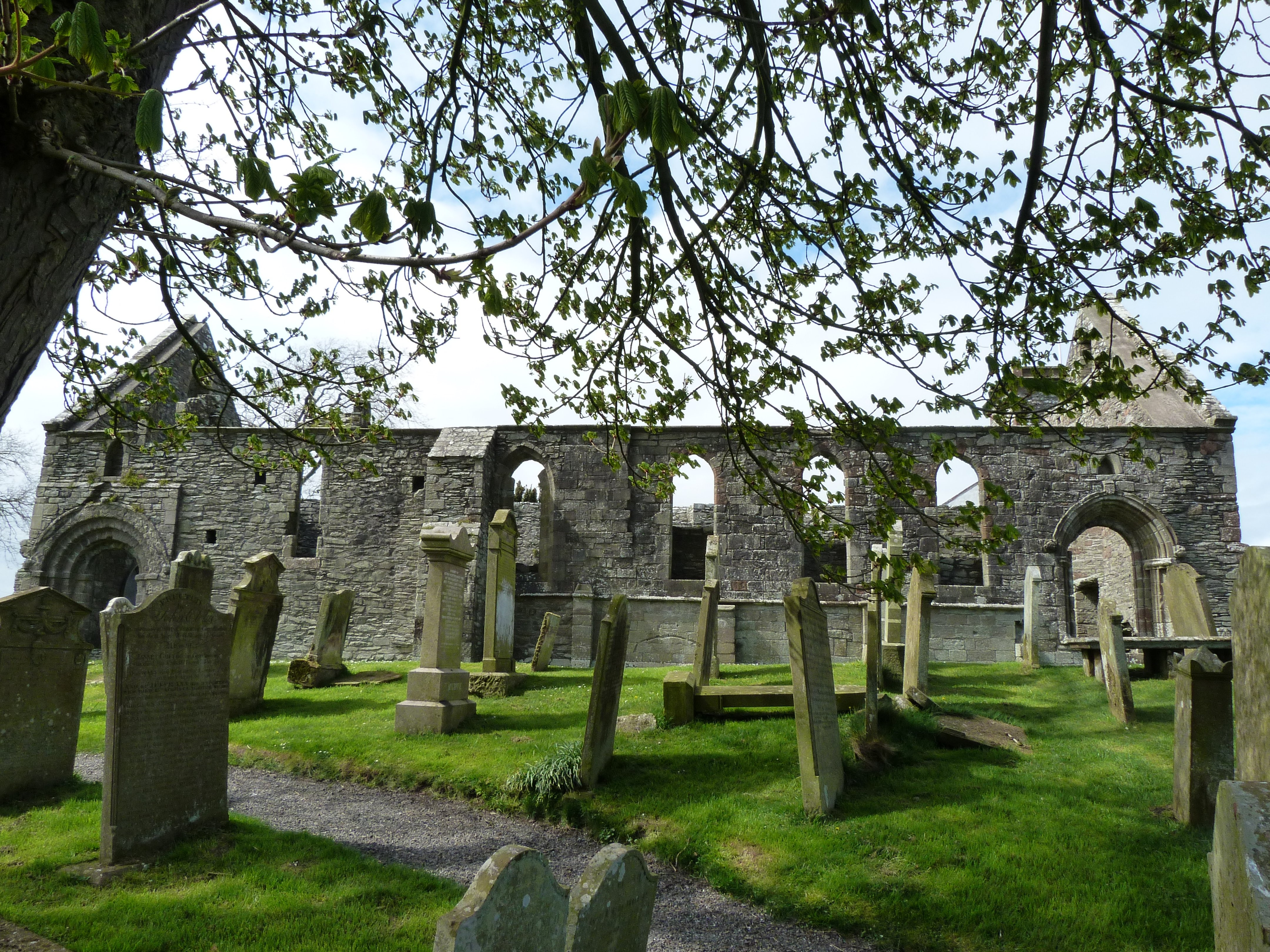 Whithorn Priory and Museum The Borders and the Southwest, Whithorn in the Machars of Galloway - Visitor Information