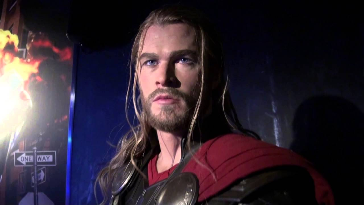 Madame Tussauds Amsterdam Amsterdam, The Avengers in Madame Tussauds Amsterdam (2016) - YouTube