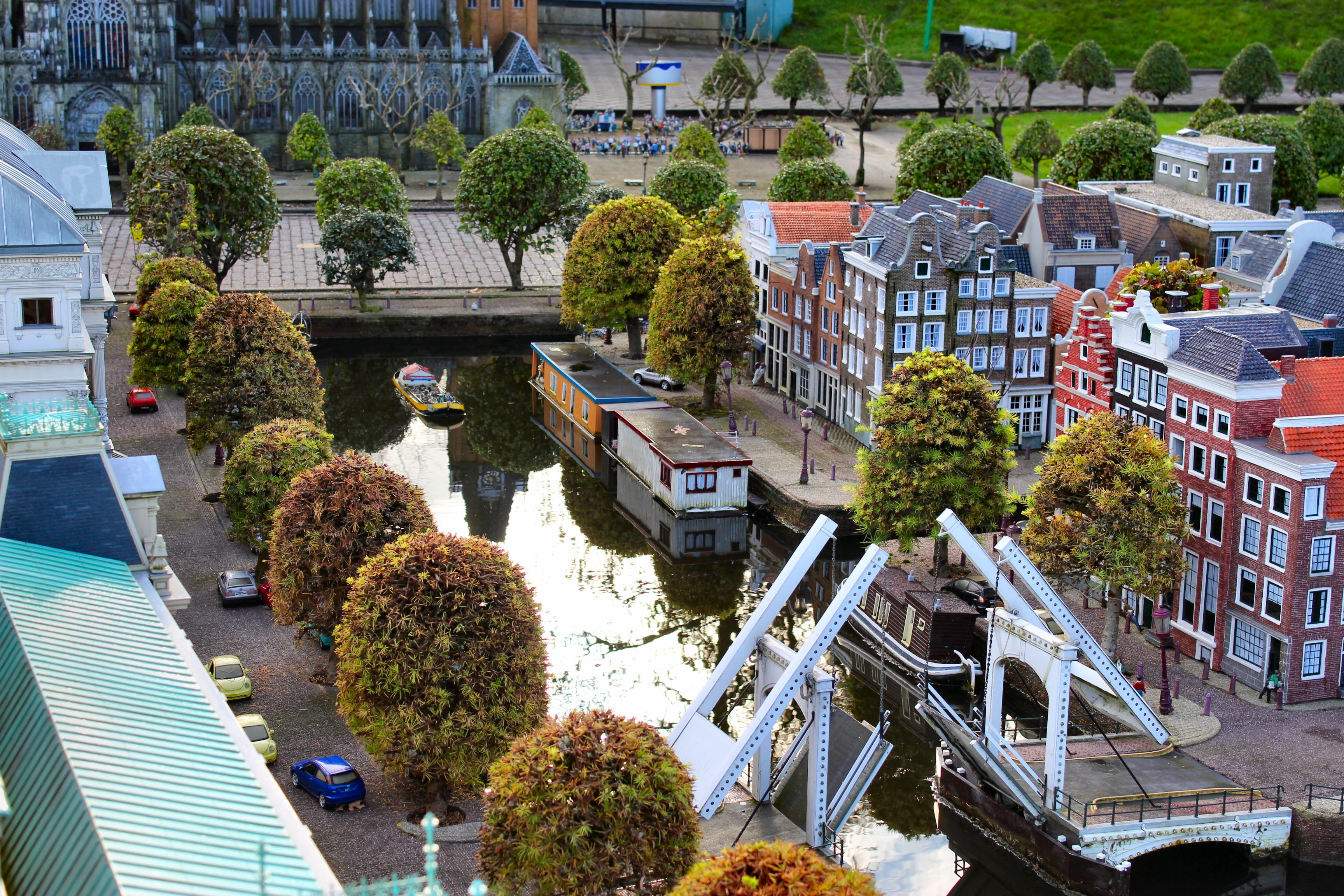 Madurodam The Hague, Vacation Photos, Part 1 – The Hague (that's in The Netherlands, ya ...