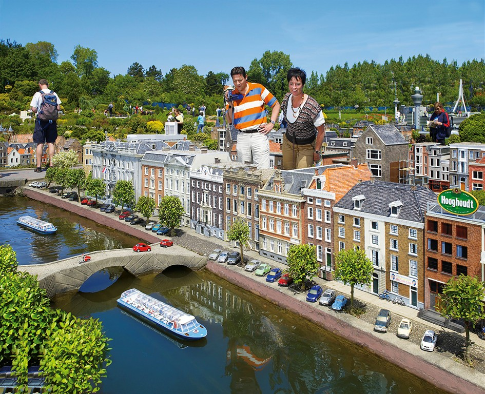 Madurodam The Hague, Madurodam, Holland in Miniature in The Hague - Amsterdam City Tours