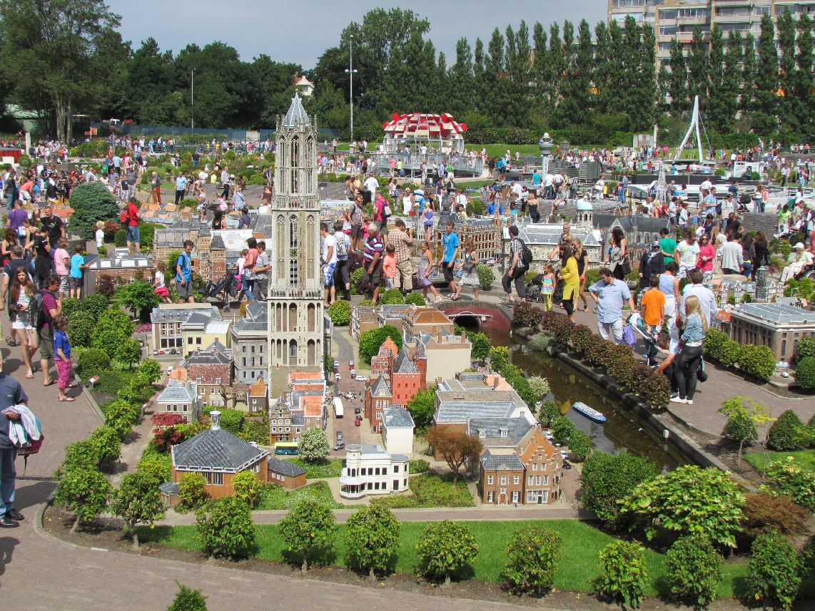 Madurodam The Hague, ProgrammaBoB.com