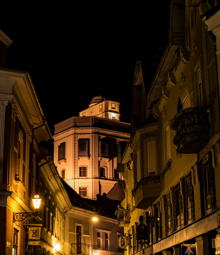 Magic Tower Eger, The World's most recently posted photos of eger and night - Flickr ...
