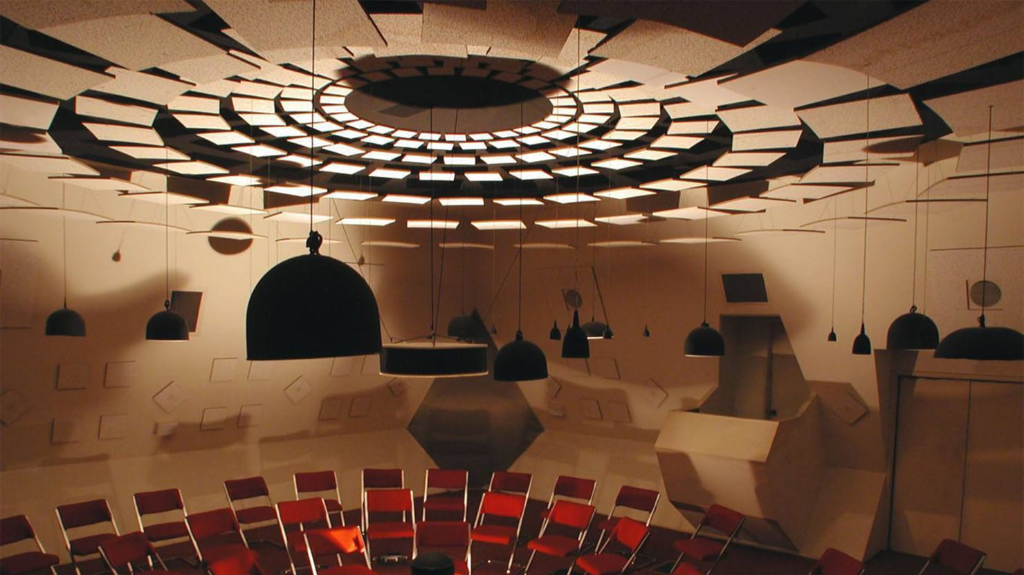 Maiden Lane San Francisco, Step Inside Audium, San Francisco's Trippy Music Sculpture