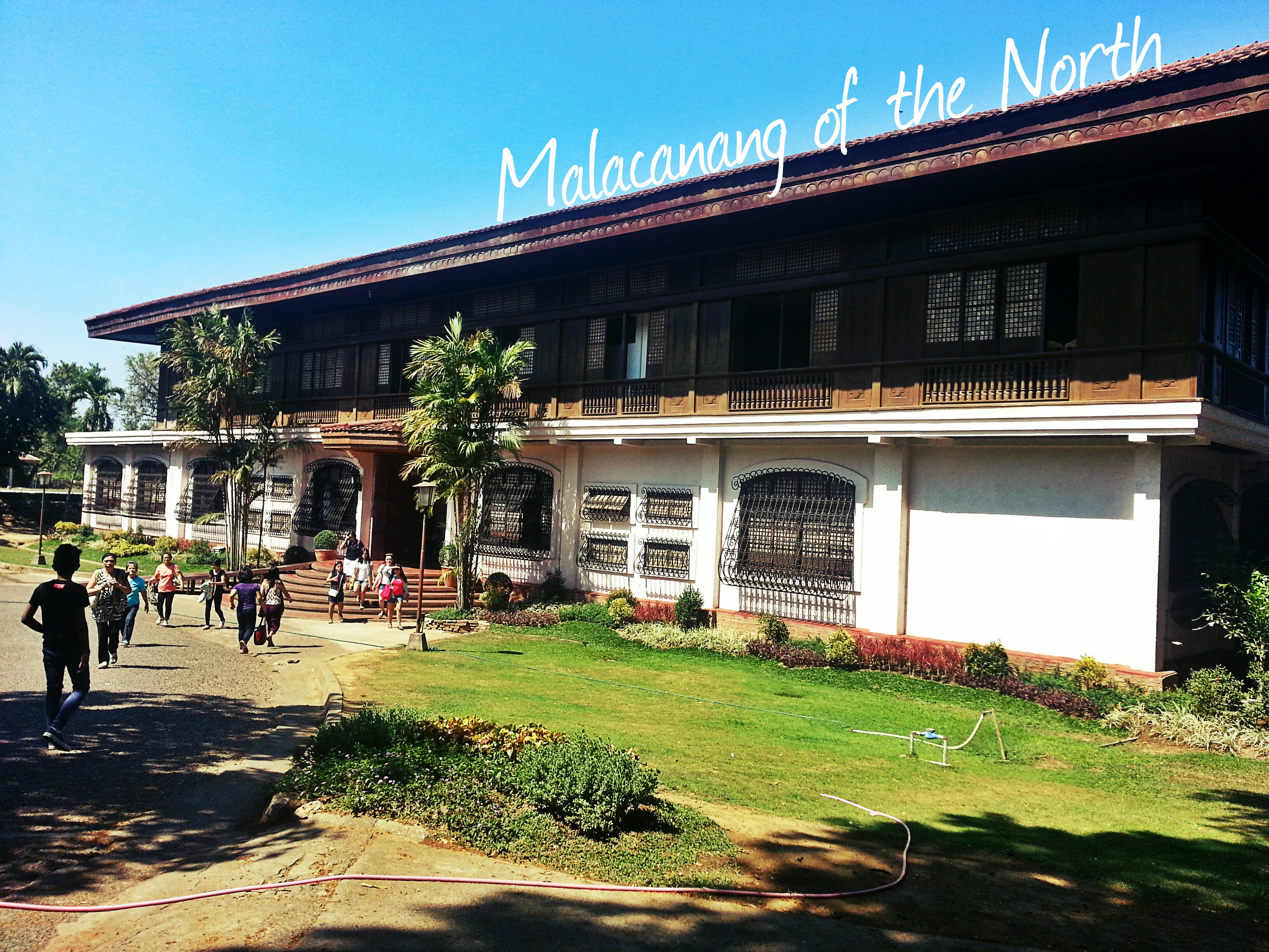 Malacañang of the North Laoag, Marcos | Lazy Black Cat