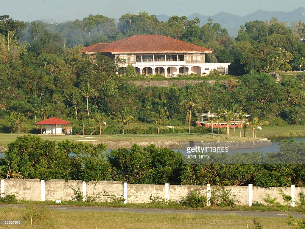 Malacañang Palace Manila, The Malacanang of the North, a replica o Pictures | Getty Images